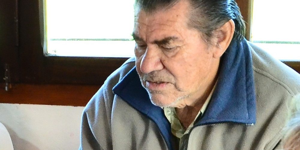 Triste noticia: Falleció Juan Flores
