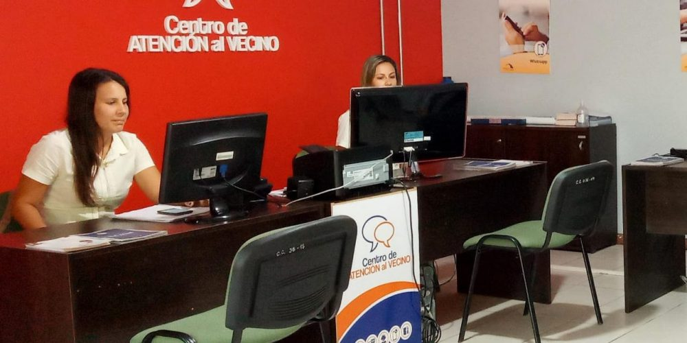290 Chajarienses se inscribieron al Ingreso Familiar de Emergencia por intermedio del Centro Atención al Vecino